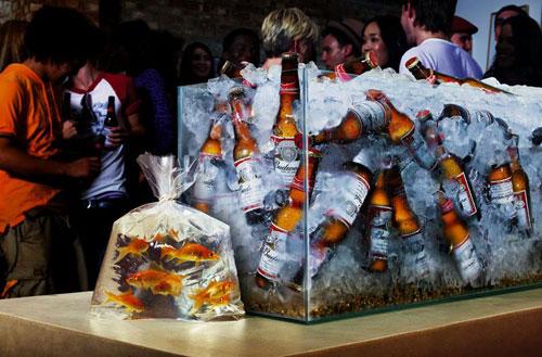 Budweiser---Aquarium