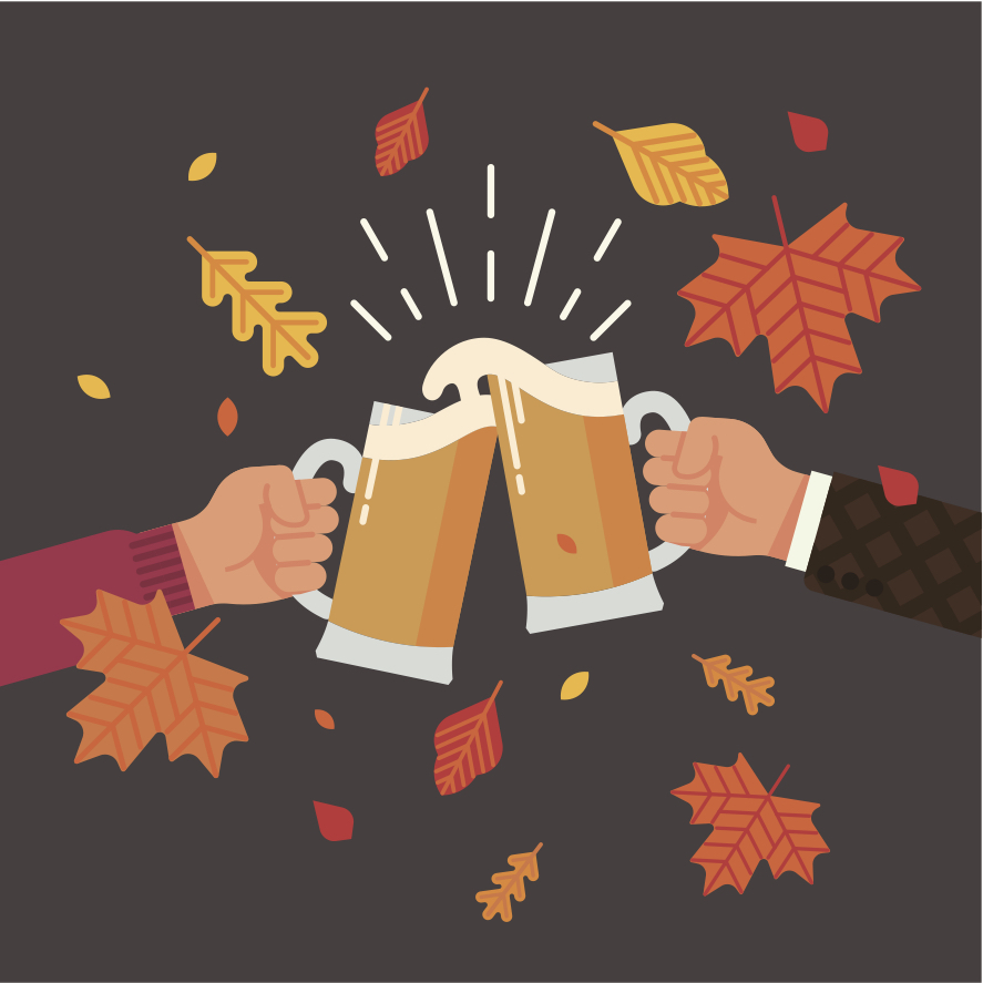 7 Craft Beers to Fall in Love With This Fall